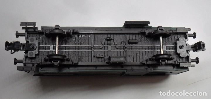 Trenes Escala: FLEISCHMANN H0 - Vagón de equipajes - Foto 6 - 92211690