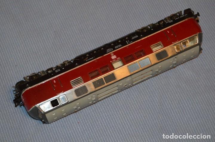 Trenes Escala: FLEISCHMANN V 200 035 H0 - Corriente Continua - Referencia 1381 - Funcionando correctamente - Foto 3 - 95590335