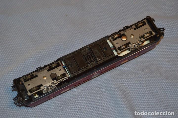 Trenes Escala: FLEISCHMANN V 200 035 H0 - Corriente Continua - Referencia 1381 - Funcionando correctamente - Foto 4 - 95590335