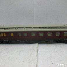 Trenes Escala: PIKO - COCHE DE PASAJEROS MITROPA SPEISEWAGEN 262 - ESCALA H0. Lote 95736015