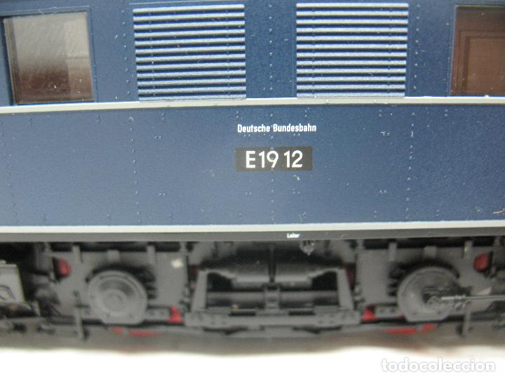 Trenes Escala: Fleischmann - Locomotora eléctrica E1912 corriente continua - Escala H0 - Foto 4 - 97838723
