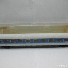 Trenes Escala: FLEISCHMANN REF: 5671 K - COCHE DE PASAJEROS DE LA DB - ESCALA H0. Lote 100136827