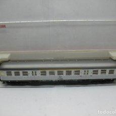 Trenes Escala: FLEISCHMANN REF: 5120 - COCHE DE PASAJEROS DE LA DB - ESCALA H0. Lote 100207251