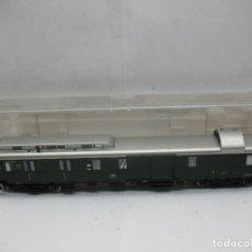 Trenes Escala: FLEISCHMANN REF: 5636 - FURGÓN DE CORREOS POST DE LA DB - ESCALA H0. Lote 100207375