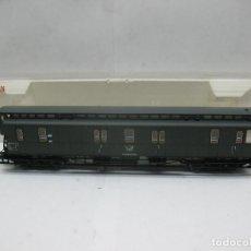Trenes Escala: FLEISCHMANN REF: 5788 K - FURGÓN DE CORREOS POST 2816 - ESCALA H0. Lote 100207543