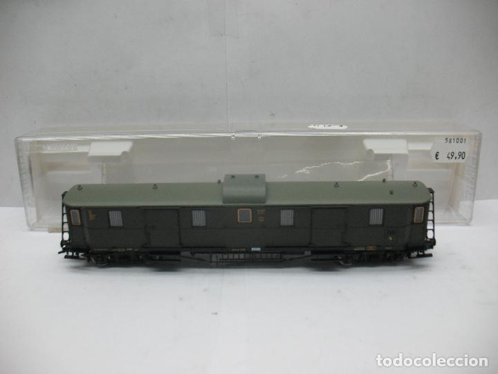 FLEISCHMANN REF: 5810 01 K - FURGÓN 93 007 - ESCALA H0 (Juguetes - Trenes Escala H0 - Fleischmann H0)
