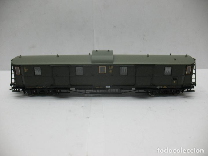 Trenes Escala: Fleischmann Ref: 5810 01 K - Furgón 93 007 - Escala H0 - Foto 2 - 163729572