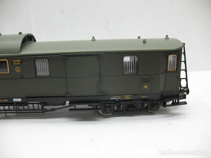 Trenes Escala: Fleischmann Ref: 5810 01 K - Furgón 93 007 - Escala H0 - Foto 5 - 163729572