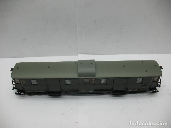 Trenes Escala: Fleischmann Ref: 5810 01 K - Furgón 93 007 - Escala H0 - Foto 6 - 163729572