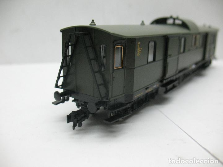 Trenes Escala: Fleischmann Ref: 5810 01 K - Furgón 93 007 - Escala H0 - Foto 7 - 163729572