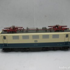 Trenes Escala: FLEISCHMANN - LOCOMOTORA ELÉCTRICA DE LA DB 141 128-9 CORRIENTE CONTINUA - ESCALA H0. Lote 100211099