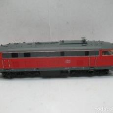 Trenes Escala: FLEISCHMANN - LOCOMOTORA DIESEL DE LA DB 218 225-1 CORRIENTE CONTINUA - ESCALA H0. Lote 100739891