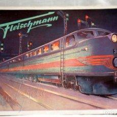Trenes Escala: CATÁLOGO FLEISCHMANN AÑO 1951. Lote 104886971