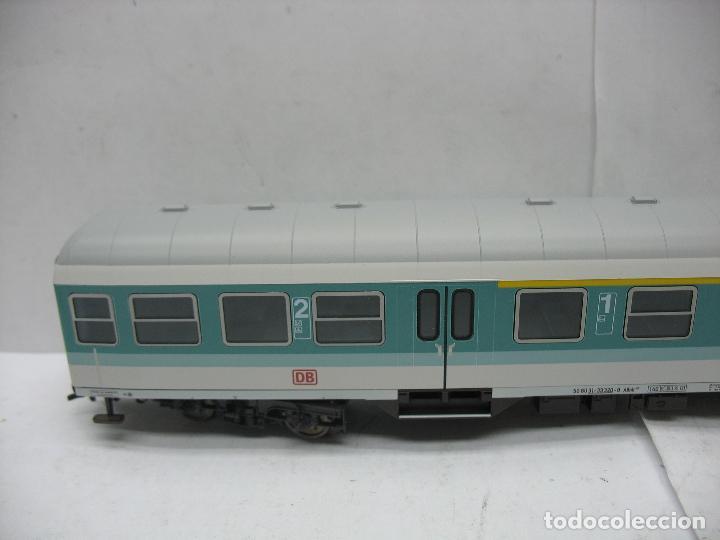 Trenes Escala: Fleischmann Ref: 5644 K - Coche de pasajeros de la DB - Escala H0 - Foto 3 - 106908111