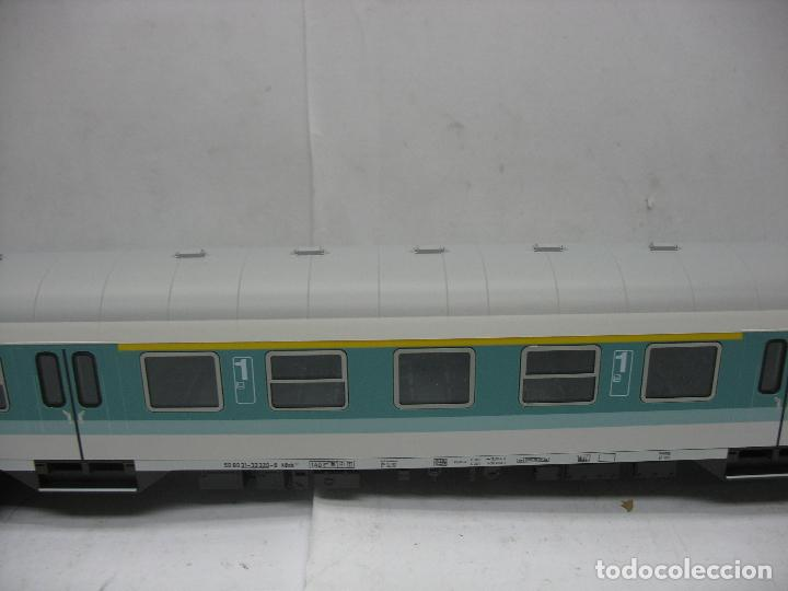 Trenes Escala: Fleischmann Ref: 5644 K - Coche de pasajeros de la DB - Escala H0 - Foto 4 - 106908111