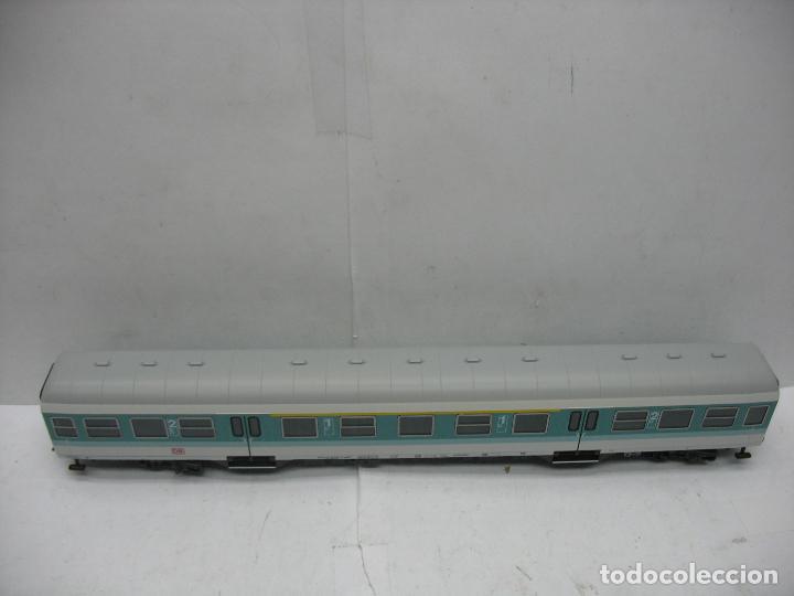 Trenes Escala: Fleischmann Ref: 5644 K - Coche de pasajeros de la DB - Escala H0 - Foto 6 - 106908111