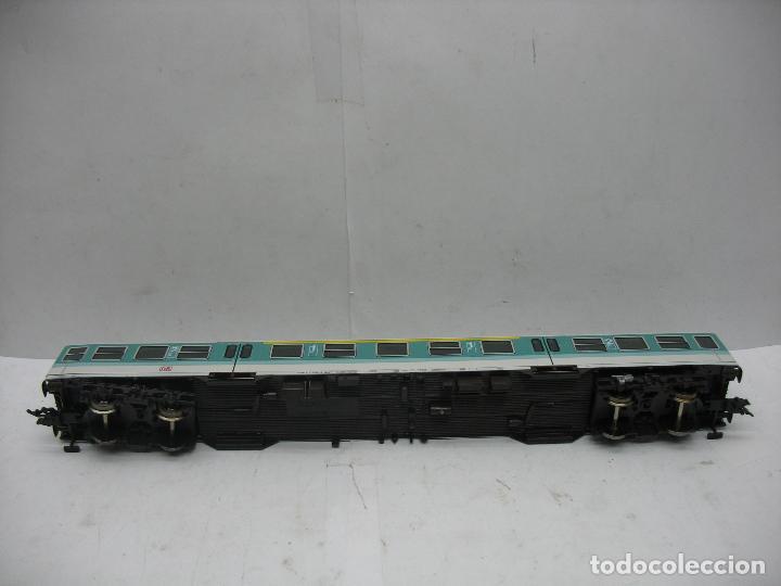 Trenes Escala: Fleischmann Ref: 5644 K - Coche de pasajeros de la DB - Escala H0 - Foto 7 - 106908111