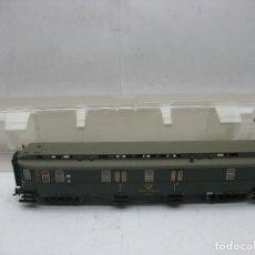 Trenes Escala: FLEISCHMANN REF: 5678 K - FURGÓN DE CORREOS POST 3067 - ESCALA H0. Lote 106909151