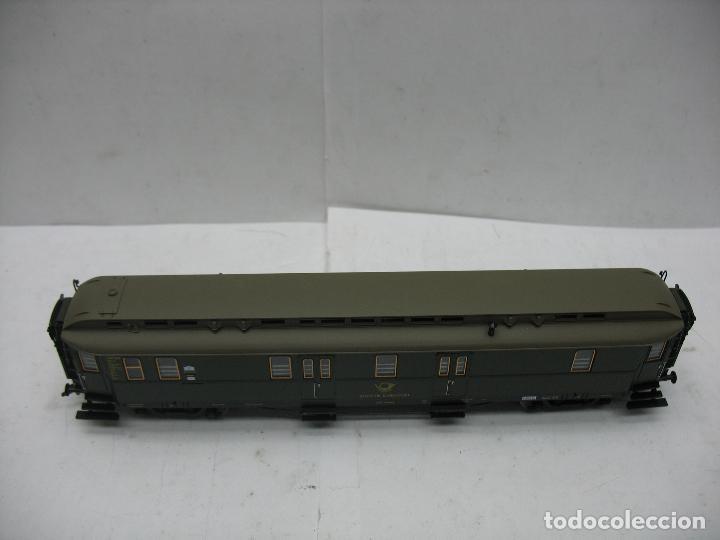 Trenes Escala: Fleischmann Ref: 5678 K - Furgón de correos Post 3067 - Escala H0 - Foto 7 - 106909151
