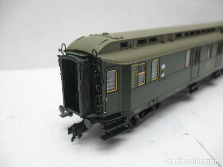 Trenes Escala: Fleischmann Ref: 5678 K - Furgón de correos Post 3067 - Escala H0 - Foto 8 - 106909151