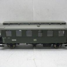 Trenes Escala: FLEISCHMANN - COCHE DE PASAJEROS DE LA DR 320-580 - ESCALA H0. Lote 106991671