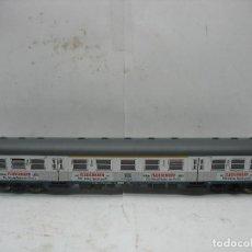 Trenes Escala: FLEISCHMANN - COCHE DE PASAJEROS 100 JAHRE SPIELSPAB DB 1987 - ESCALA H0. Lote 108462779