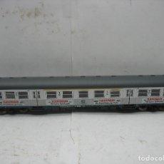 Trenes Escala: FLEISCHMANN - COCHE DE PASAJEROS 100 JAHRE SPIELSPAB DB 1987 - ESCALA H0. Lote 108462875