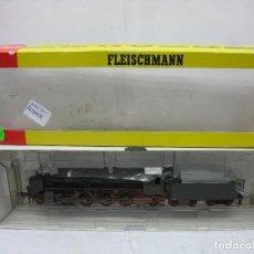 Trenes Escala: FLEISCHMANN REF: 393871 - LOCOMOTORA DE VAPOR DIGITAL 39 062 CORRIENTE ALTERNA - ESCALA H0. Lote 109527651