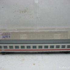 Trenes Escala: FLEISCHMANN REF: 5188 - COCHE DE PASAJEROS DE LA DB - ESCALA H0. Lote 109531427