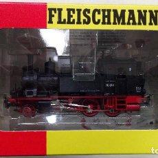 Trenes Escala: LOCOMOTORA A VAPOR FLEISCHMANN REF. 4070. Lote 112733047