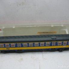 Trenes Escala: FLEISCHMANN REF: 5656 - COCHE DE PASAJEROS 50 8421-37501-7 - ESCALA H0. Lote 114973587
