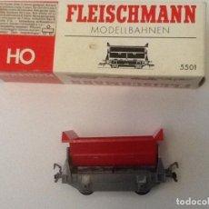 Trenes Escala: VAGON TOLVA FLEISCHMANN HO REF. 5501. Lote 119288979