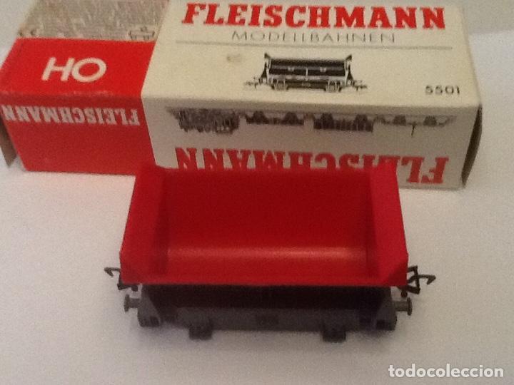 Trenes Escala: VAGON TOLVA FLEISCHMANN HO REF. 5501 - Foto 2 - 119288979