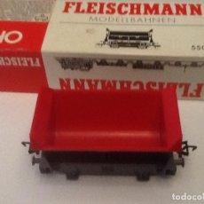 Trenes Escala: VAGON TOLVA FLEISCHMANN HO REF. 5501. Lote 119289091
