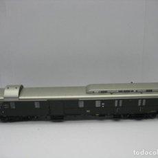 Trenes Escala: FLEISCHMANN - FURGÓN DE CORREOS DE LA DB - ESCALA H0. Lote 121967455