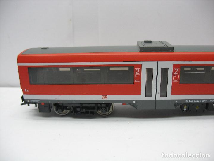 Trenes Escala: Fleischmann - Coche de pasajeros de la DB 2 - Escala H0 - Foto 2 - 124644719
