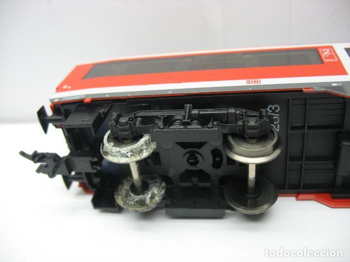 Trenes Escala: Fleischmann - Coche de pasajeros de la DB 2 - Escala H0 - Foto 7 - 124644719