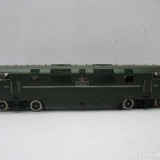 Trenes Escala: FLEISCHMANN - LOCOMOTORA DIESEL GREYHOUND D 821 CORRIENTE CONTINUA - ESCALA H0. Lote 128212591