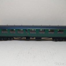 Trenes Escala: VAGÓN PASAJEROS (COCHE-CAMA) FLEISCHMANN H0. Lote 128969707