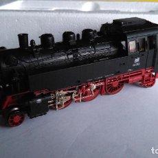 Trenes Escala: FLEISCHMANN H0 LOCOMOTORA VAPOR REF 4061 FFCC ALEMANES. NE CAJA. PARECE NO USADA. Lote 132343706