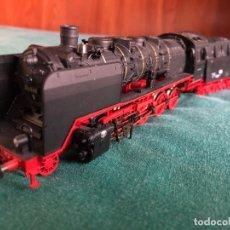 Trenes Escala: LOCOMOTORA H0 FLEISCHMANN 4182 K DAMPFLOK BR 50849 DR. Lote 134075622