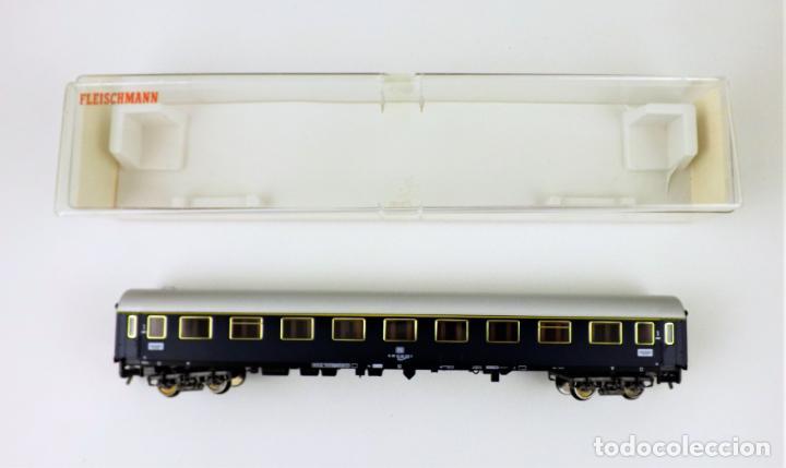 Trenes Escala: Fleischmann 5103 Coche pasajeros 1ª - Foto 4 - 138141562