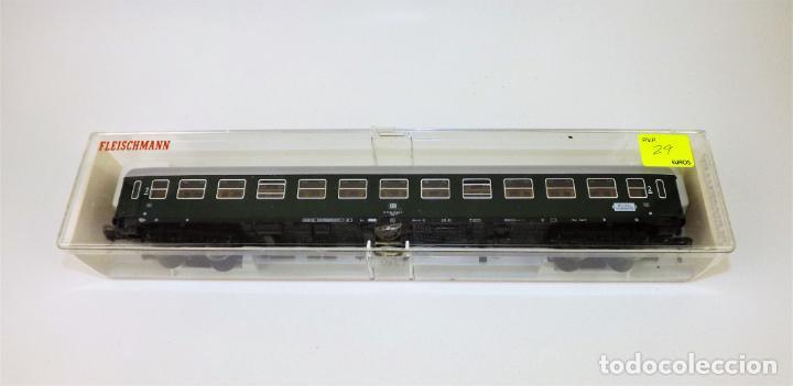 Trenes Escala: Fleischmann 5104 Coche pasajeros 2ª DB - Foto 4 - 138142038