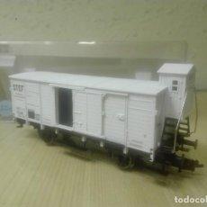 Trenes Escala: VAGON CERRADO ISOTERMICO (CON GARITA) , STEF ,SNCF , REF. 5365FA. Lote 139113966