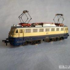 Trenes Escala: FLEISCHMANN 1347 S TEE RHEINGOLD DE LA DB E-10 1312 LOCOMOTORA ELÉCTRICA HO CORRIENTE CONTINÚA. Lote 140148394