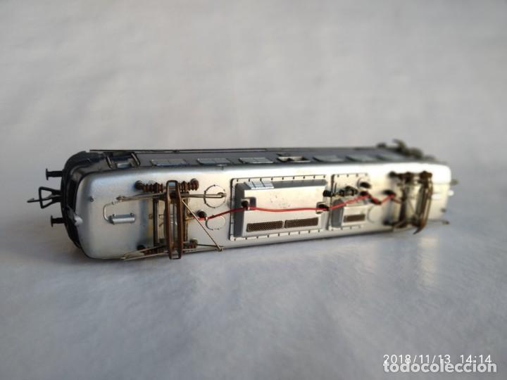 Trenes Escala: Fleischmann 1337 de la DB E-10 134 Locomotora Eléctrica HO corriente continúa - Foto 5 - 140149006