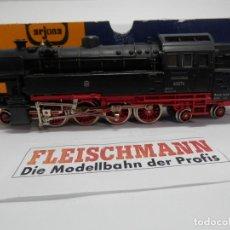 Trenes Escala: LOCOMOTORA VAPOR DE LA DB ESCALA HO DE FLEISCHMANN . Lote 147244930