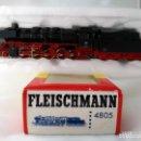 Trenes Escala: FLEISCHMANN 4805 LOCOMOTORA DE VAPOR BR50 622 ESCALA HO CORRIENTE CONTINÚA. Lote 147865374