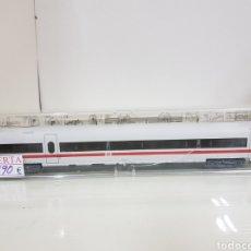 Trenes Escala: FLEISCHMANN VAGÓN INTERMEDIO 4464 K DE SEGUNDA CLASE TREN ALTA VELOCIDAD ICE 27 CM. Lote 155799326