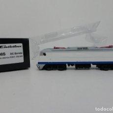 Trenes Escala: ELECTROTREN H0 E2689S LOCOMOTORA DC DIGITAL CON SONIDO RENFE NUEVA A ESTRENAR NEW OVP. Lote 156764390